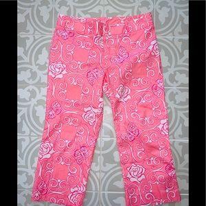 Lilly Pulitzer Capri pants size-2